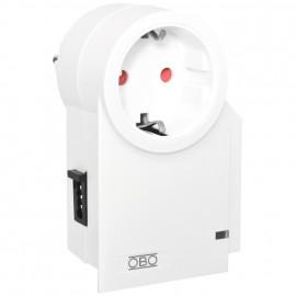 Überspannungsschutz Adapter, FC-TAE-D, weiß - OBO