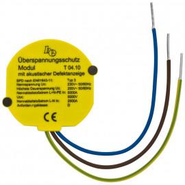 Einbau Überspannungs  schutz-Modul - Ehmann