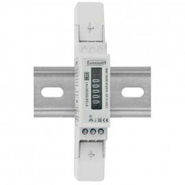 Stromzähler, für Wechselstrom, einphasig, 230V-AC/5 (45A),