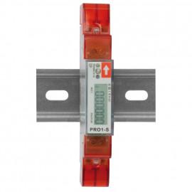 Wechselstromzähler, COUNT 1 Professional, 230V-AC/5 (45)A, beglaubigt