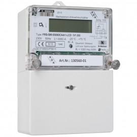 Wechselstromzähler, 230V, (5)60A Eichgültigkeitsdauer 8 Jahre - KDK
