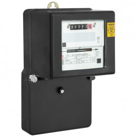 Stromzähler für Wechselstrom, 230V / 10 / 40A geeicht für 16 Jahre