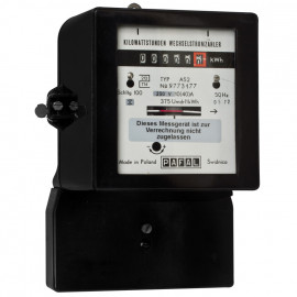 Stromzähler, für Wechselstrom, 230V / 10 / 40A