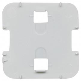 AGENDA AP Bodenplatte, 1-fach, reinweiß