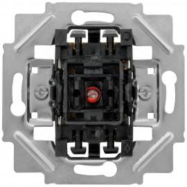 Schaltereinsatz mit Steckanschluss / Spreizkrallen Klein Typ: Kontroll / Wechsel