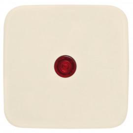 Wippe für Kontroll Schalter, mit Linse, KLEIN SI® weiß