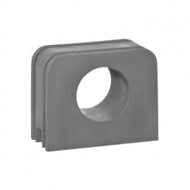 Verbinder für Kombinationen, Aufputz, Feuchtraum, grau, 2 Stueck, IP44, Kopp