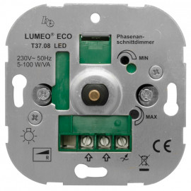 UP Dimmereinsatz, LUMEO® ECO, T37.08 5 - 100W, Ehmann