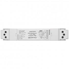 LED PWM Einbaudimmer, 3 x 4A, Dimmtronic 3-Kanal - EPV