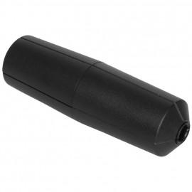 Lampen Schnur Dimmer, 5-100W/VA, LED 3-35W, schwarz