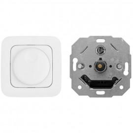 Dimmereinsatz Druck -/ Wechsel 20 - 310VA für ohmsche Last Lasttyp R, C