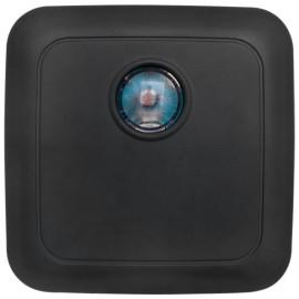 Wandlichtsensor für Außen Funk, 1 Kanal, schwarz, Smartwares