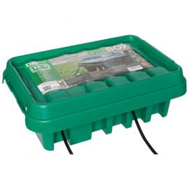Kabelverteilerbox, DRIBOX 285 Breite 285mm, Tiefe 150mm, Höhe 110mm, IP55