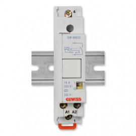 Stromstoßschalter, 230V 16A AC 1 Schließer - Gewiss
