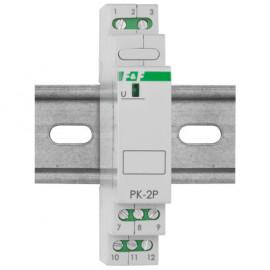 Elektromagnetisches Installationsrelais, 250V / 2x8A 2 Wechsle