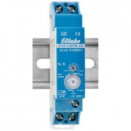 Universal Stromstoß Dimmschalter für Reiheneinbau, elektronisch, 230V / UC