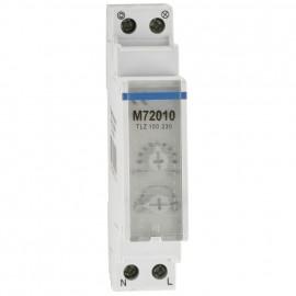 Treppenlichtzeitschalter, Steuereingang 230V / 16A