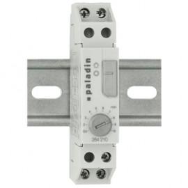 Treppenlichtzeitschalter, Handschalter für Minuten- oder Dauerlicht - Paladin