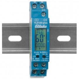 Treppenlichtzeitschalter, TLZ12Dplus 230V + UC - Eltako