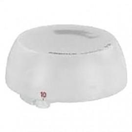 Dämmerungsschalter, Aufputz 230V / 1600W / 500VA, DÄ 56527, IP 54, weiß