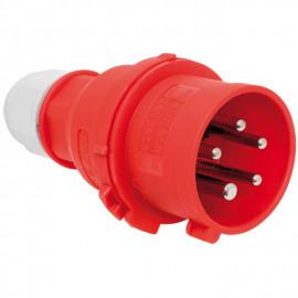 CEE Polwendestecker,  5-polig, 400V, IP44 Ampere 16A - Bals