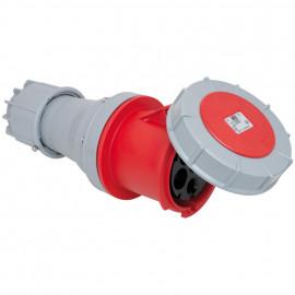 CEE Kupplung, 5-polig, 400V Ampere 125A, IP66/67, Prüfung ÖVE - PCE