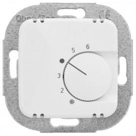 Raumthermostat, Öffner, 10A (4A), +5° bis +30° KLEIN SI® reinweiß