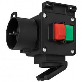 Anbauschalter, 230V/135A, IP54