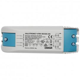 Elektronische Halogentrafos NV Sicherheitstrafo 11,5V / 230V / 35-150W Osram