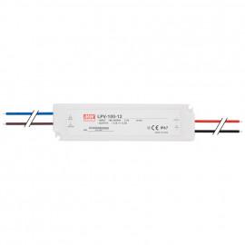 LED Netzteil, 230V / 12V-DC / 100W Mean Well