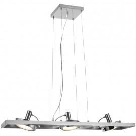 Pendelleuchte, Wohnraumleuchten 3 LEDs / 230V / 5W Globo