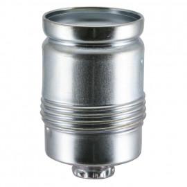 Lampen Metallfassung E27, ohne Außengewinde verzinkt