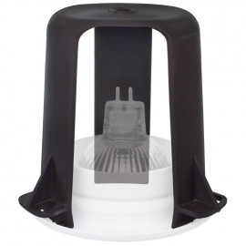 Leuchten Abstandhalter für Hohldecken für Bohrungen von Ø 62 mm bis Ø 90 mm