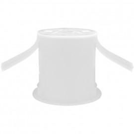 HV / NV Standardhalogenlampen Sillikon Schutzkappe Öffnungs-Ø 66 mm