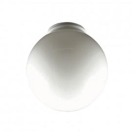Kellerleuchten Glaskugel mit Gewinde Ø 150 mm