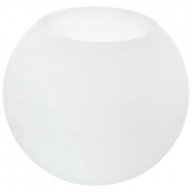 Lampenglas opal matt,, Ø 140 mm, Höhe 127 mm