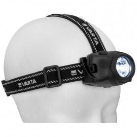 LED Stirnlampe, INDESTRUCTIBLE, 5 LEDs - Varta