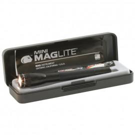 Taschenlampe MICRO MAG, 1 Halogenlampe, schwarz - Maglite