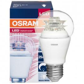 LED Lampe, PARATHOM ADVANCED CLASSIC A, AGL klar, E27 / 240V 9W (60W), 806 lm