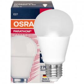LED Lampe, PARATHOM CLASSIC A, AGL klar, E27 / 240V 8W (60W), 806 lm 2.700K