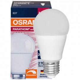 LED Lampe, PARATHOM ADVANCED CLASSIC A, AGL matt, E27 / 240V 10W (75W), 1055 lm