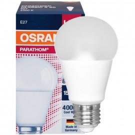LED Lampe, PARATHOM CLASSIC A, AGL klar, E27 / 240V 8W (60W), 806 lm 4.000K