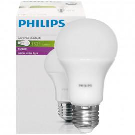 LED Lampe, COREPRO LEDBULB, 13,5W (100W), 1521 lm AGL matt, E27 / 230V