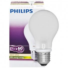 LED Lampe, CLASSIC, AGL matt, 7W (60W), 806 lm E27 / 230V Philips
