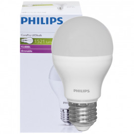 LED Lampe, 16W (100W), 1521 lm lm COREPRO LEDBULB, AGL matt, E27 / 230V
