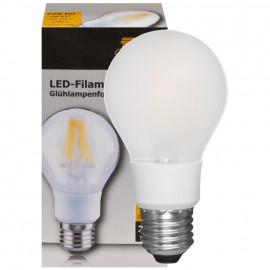 LED Fadenlampe, AGL, E27 / 7W, matt, 770 lm, TS Electronics