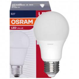 LED Lampe, PARATHOM CLASSIC A, AGL Form, matt, E27 / 240V, 10W (40W), 806 lm