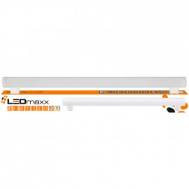 LED Lampe, Linie, S14s / 9W, 700 lm, 2700K, LEDmaxx