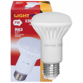 LED Lampe, Reflektor, E27 / 8W, 500 lm, Lightme
