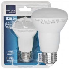 LED Lampe, Reflektor, E27 / 8W, 530 lm, Müller Licht